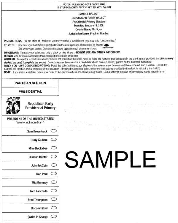 MyBayCity.com See Sample Ballots for Next Tuesday's ...